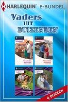 Harlequin  - Vaders uit duizenden - eBundel, 4-in-1