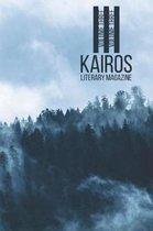 KAIROS Literary Magazine, Volume III