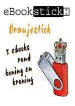 Ebookstick - Oranjestick