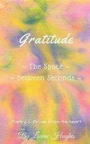 Gratitude the Space Between Seconds