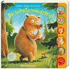 Afbeelding van het spelletje Kinderboeken De Vier Windstreken Prentenboek - De schetenwedstrijd (geluidenboek). 1+