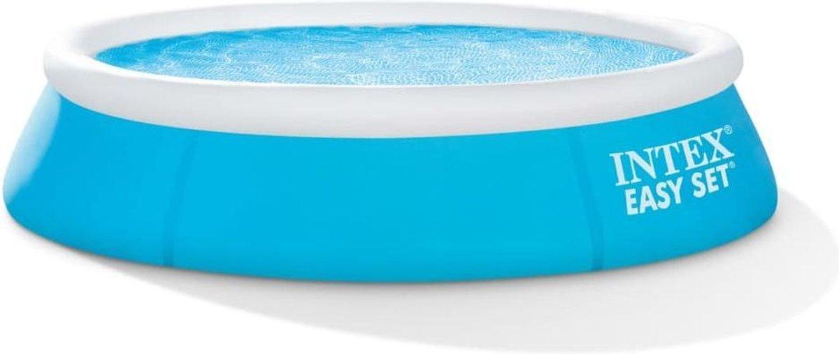 Intex Easy Set Opblaasbaar Zwembad 183x51cm