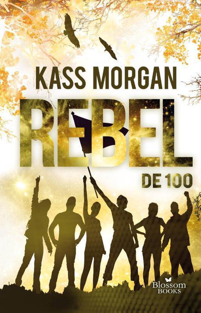 De 100 4 -   Rebel - Kass Morgan