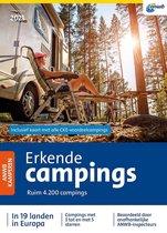 ANWB-gids Erkende Campings 2021
