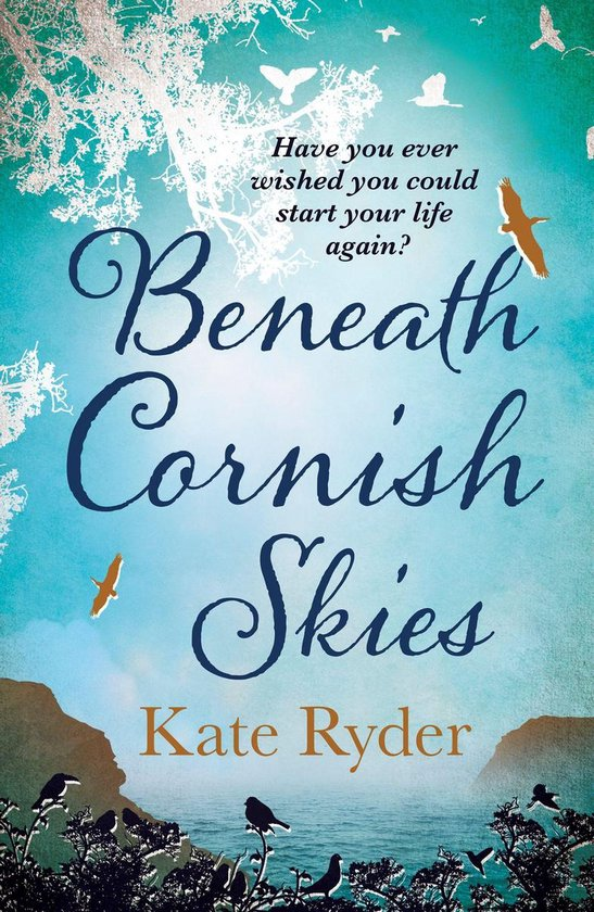 Boek cover Beneath Cornish Skies van Kate Ryder (Onbekend)