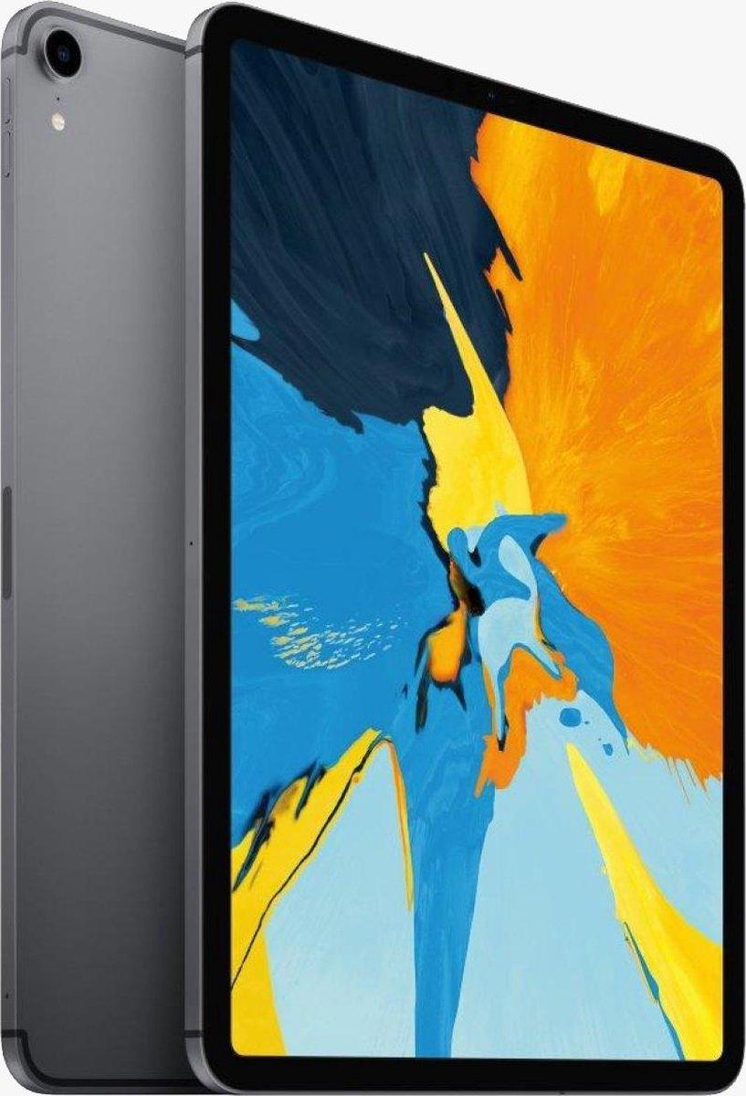 iPad Pro 11 Inch (2018) 64GB Space Grey Wifi Only - Zo goed als nieuw - A grade - 2 Jaar Garantie