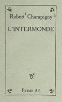 Omslag L'intermonde