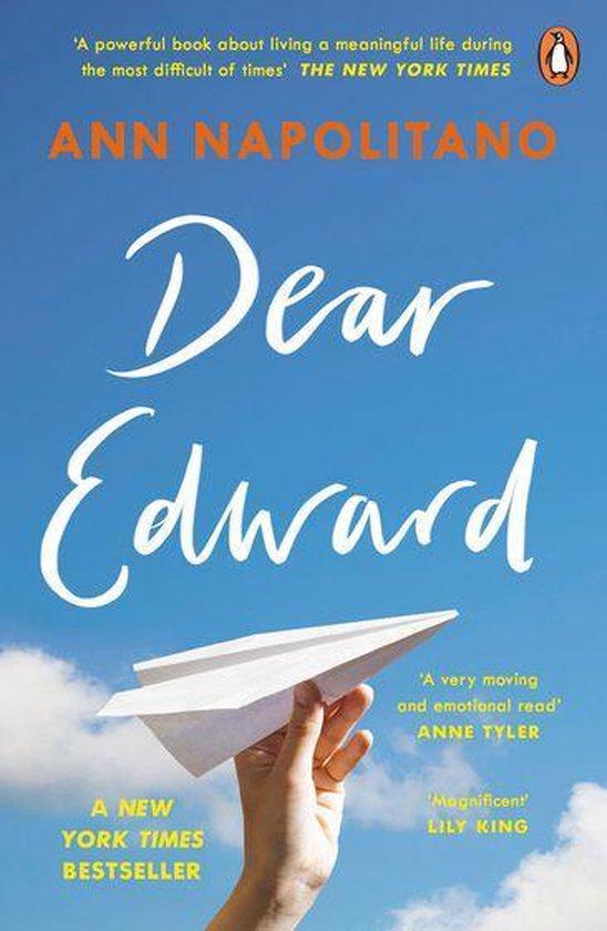 Boek cover Dear Edward van Ann Napolitano (Onbekend)