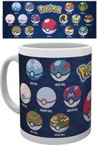 Pokemon Ball Varieties