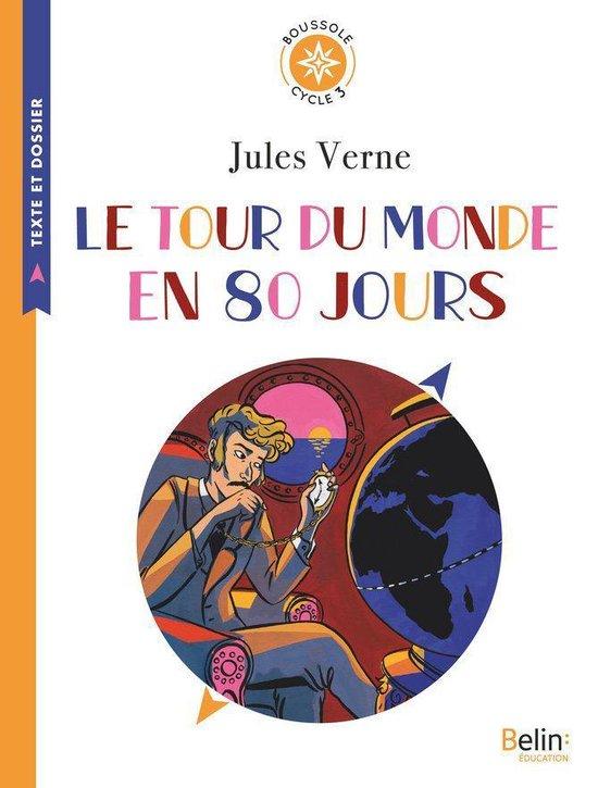 Boek cover Le tour du monde en 80 jours van Maxime Rovere (Onbekend)