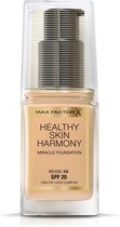 Max Factor Healthy Skin Harmony Foundation - 55 Beige