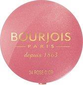 Bourjois Little Round Pot Blush - 34 Rose d'Or