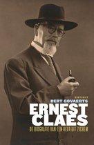Boek cover Ernest Claes van Bert Govaerts