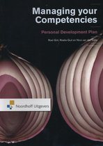 Boek cover Managing your competencies van Roel Grit