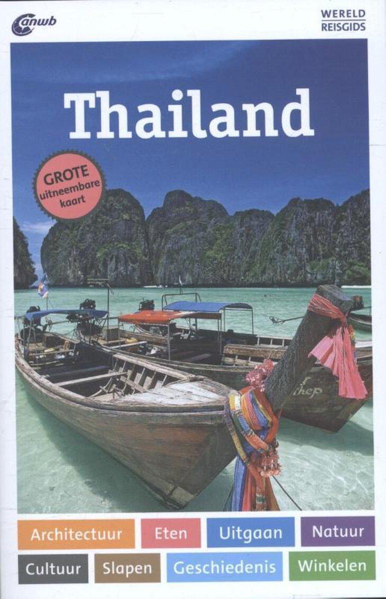 ANWB wereldreisgids - Thailand - Renate Loose