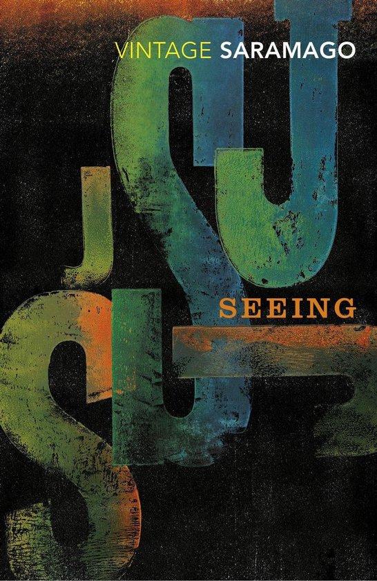 Boek cover Seeing van Jose Saramago (Onbekend)