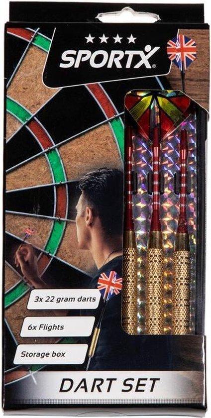 Thumbnail van een extra afbeelding van het spel SportX AP-509 dartpijl 3 stuk(s)