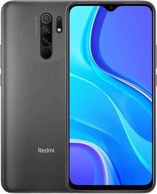 Xiaomi Redmi 9 -64GB - Grijs