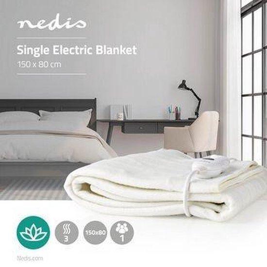 Nedis -Electrische Deken - 150x80 cm