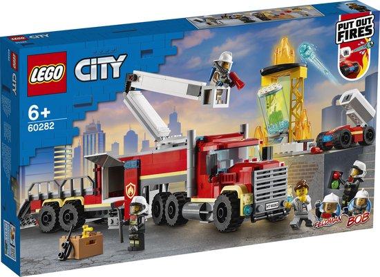 LEGO City Grote Ladderwagen - 60282
