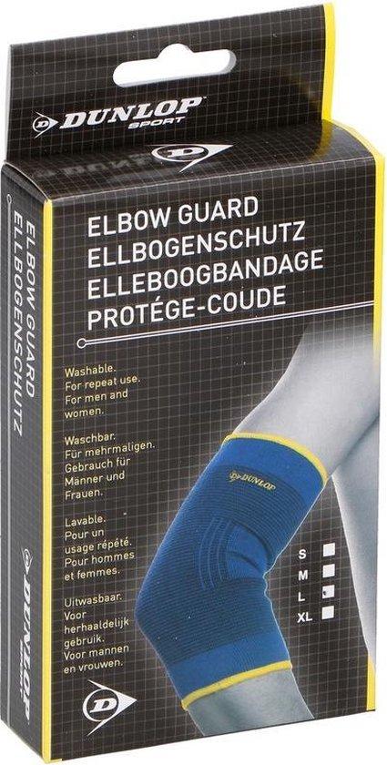 Sport elleboogbandage - sport artikelen - spieren/gewrichten ondersteuning - wasbaar S