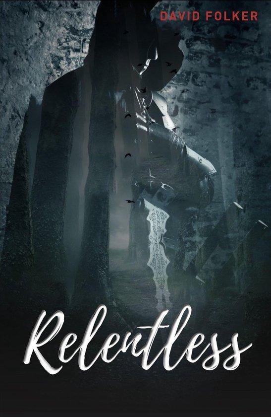 Boek cover Relentless van David Folker (Onbekend)