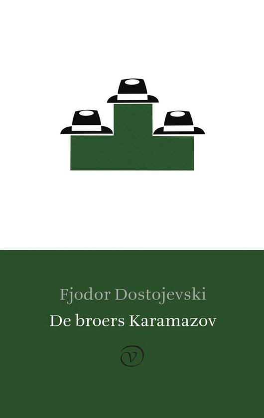 De Russische bibliotheek - De broers Karamazov - Fjodor Dostojevski |