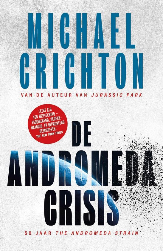 De Andromeda crisis - Michael Crichton | Fthsonline.com
