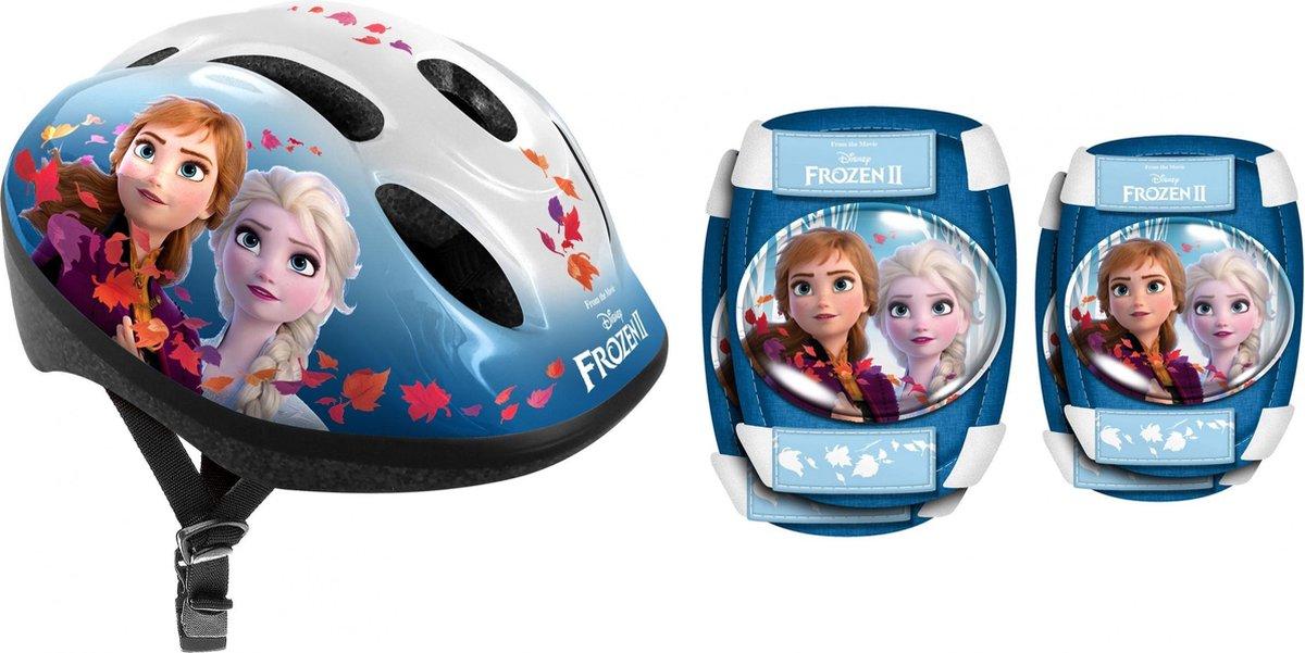 Disney Skate Beschermingsset Frozen 2 Meisjes Blauw 5-delig