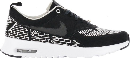 Nike Air Max Thea New York Lotc Pack LIMITED EDITION 847072 001 Dames Sneaker Sportschoenen Schoenen Zwart Maat EU 36.5 US 6