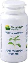 Stevia extract zoetjes RebA97 potje navulling 1000 stuks