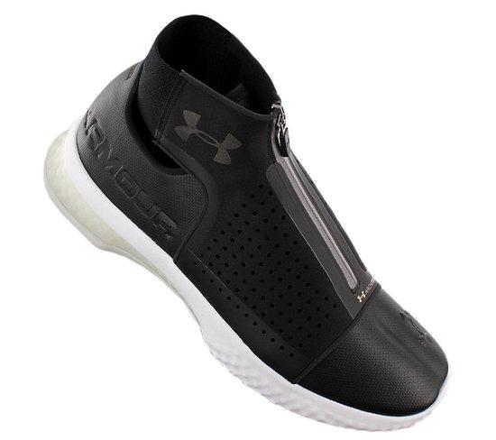 UA Under Armour ArchiTech Futurist 3020546-003 Heren Sneaker Sportschoenen Schoenen Zwart - Maat EU 42.5 US 9