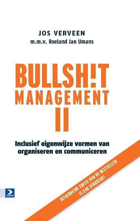 Bullshitmanagement 2 - Jos Verveen |