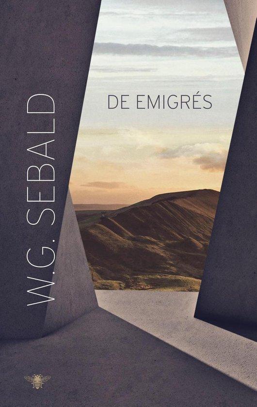 De emigrés - W.G. Sebald pdf epub
