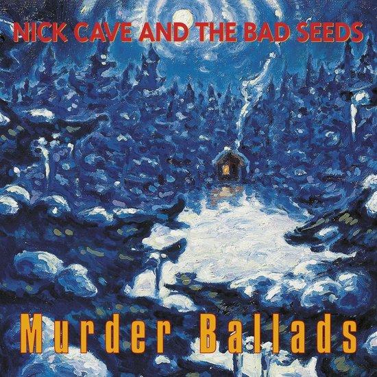 CD cover van Murder Ballads van Nick Cave & The Bad Seeds