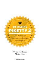 Kleine boekjes - grote inzichten 1 -   De kleine Piketty 2