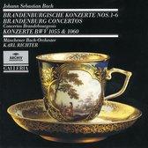 Brandenburg Concertos Nos.1-6/Concertos Bwv 1055 &