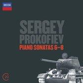 Piano Sonatas 6-8 (20C)
