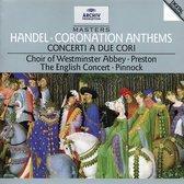 Coronation Anthems Etc