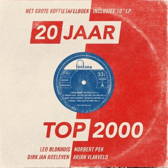 Boek cover Twintig Jaar Top 2000 (incl 10 disc) van Leo Blokhuis (Hardcover)