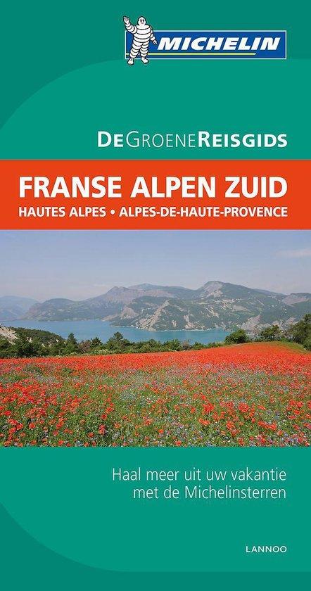 De Groene Reisgids - Franse Alpen Zuid - none  