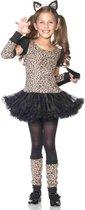 Little Leopard Deluxe Meisjes KostuumLeg Avenue
