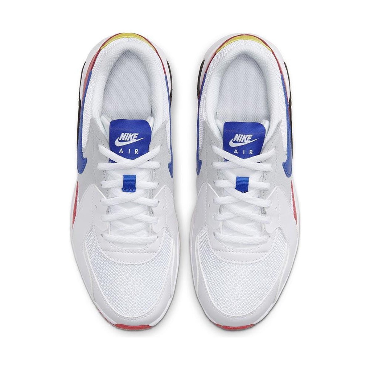 Nike Air Max Invigor (TD) sneakers jongens zwart | Fitness Geest
