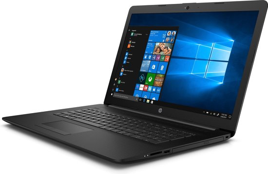 HP 17-by2733nd - Laptop - 17.3 Inch