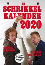 Afbeelding van Schrikkelkalender Scheurkalender 2020