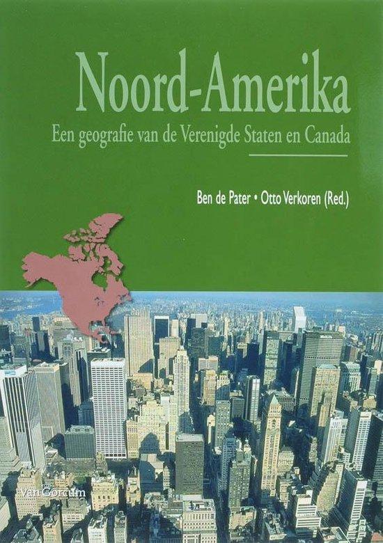 Noord-Amerika - O. Verkorten |