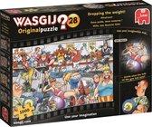 Wasgij Original 28 Afvalrace! - Legpuzzel 1000 Stukjes
