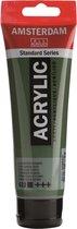 Amsterdam Standard Acrylverf 120ml 622 Olijfgroen Donker