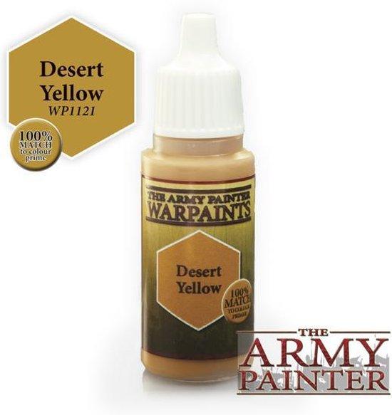 Afbeelding van het spel Desert Yellow (The Army Painter)