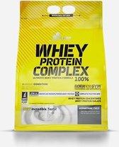 Olimp Supplements 100% Whey Protein Complex - Eiwitpoeder / Proteine Shake - Chocolade - 2270 gram (65 shakes)